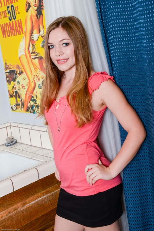 Aurielee Summers - `upskirts and panties` - for ATKPETITES