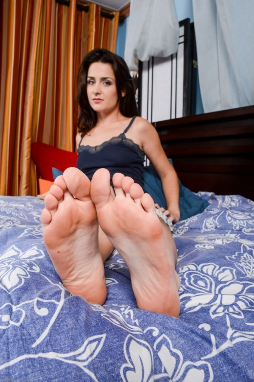 Tilly McReese - `footfetish` - for ATKPETITES
