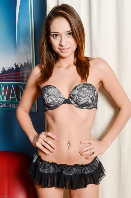 Sara Luvv in lingerie gallery from ATKPETITES