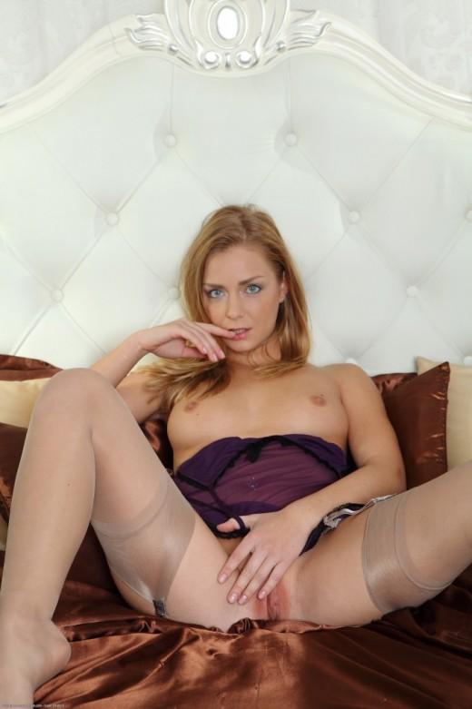 Ivette in masturbation gallery from ATKPETITES