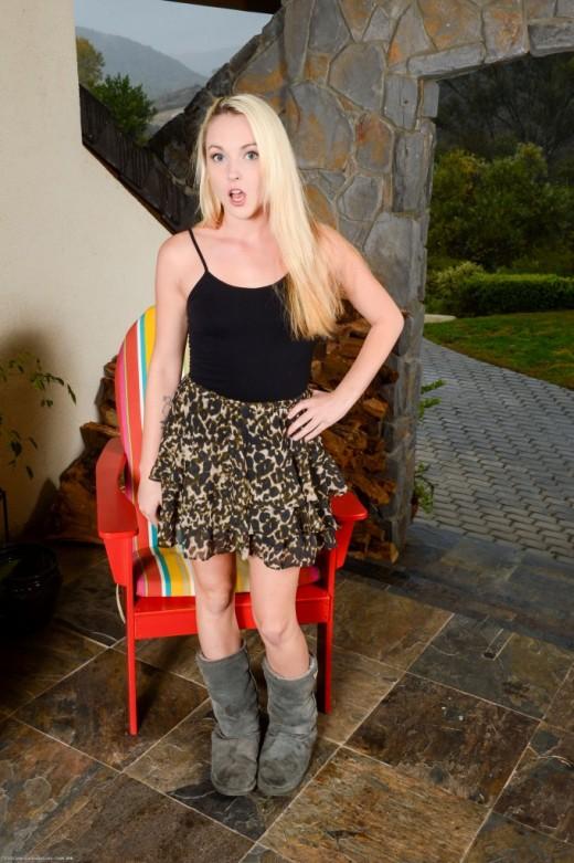 Ashley Stone - `upskirts and panties` - for ATKPETITES