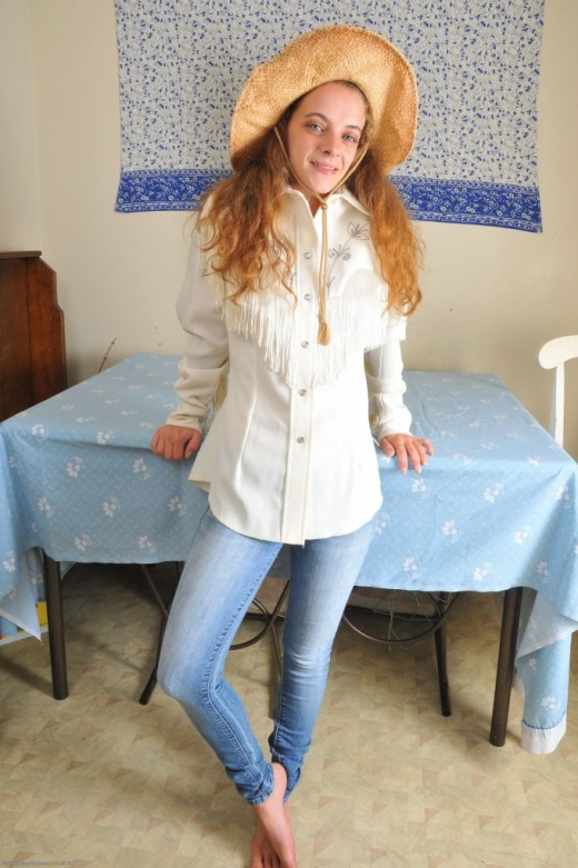 Isabella - `upskirts and panties` - for ATKPETITES