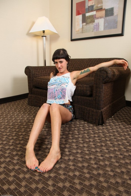 Stacey Stax - `scary hairy` - for ATKPETITES