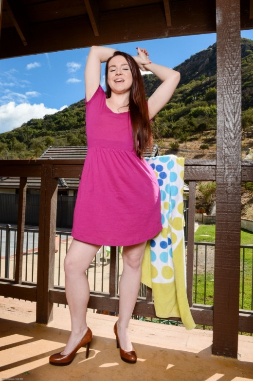 Annabelle Lee - `mature and hairy` - for ATKPETITES