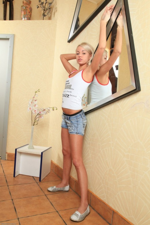 Bella in amateur gallery from ATKPETITES