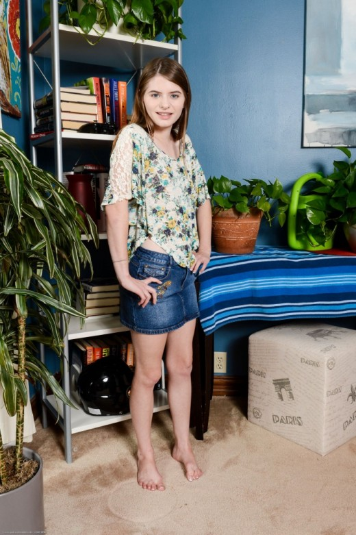 Alice March - `upskirts and panties` - for ATKPETITES