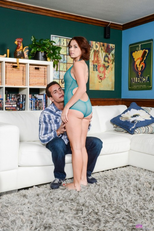 Tawny Tyler in action gallery from ATKPETITES