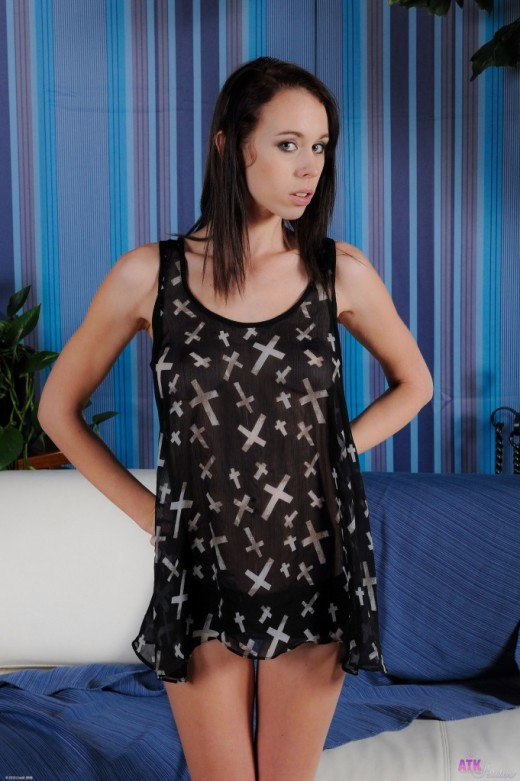 Brandi Blunt - `upskirts and panties` - for ATKPETITES