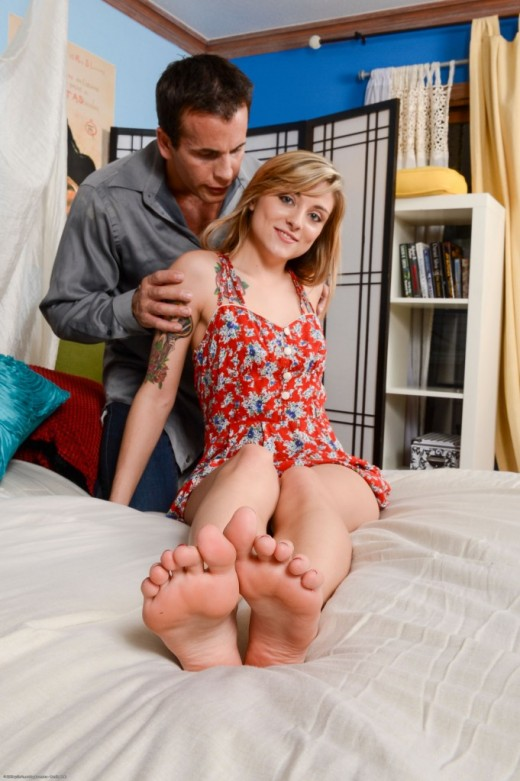 Ayla Marie - `footfetish` - for ATKPETITES