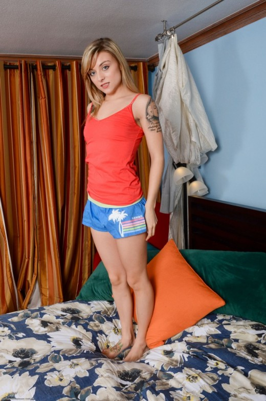 Ayla Marie in action gallery from ATKPETITES
