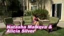 Natasha Malkova & Alicia Silver - Lesbian