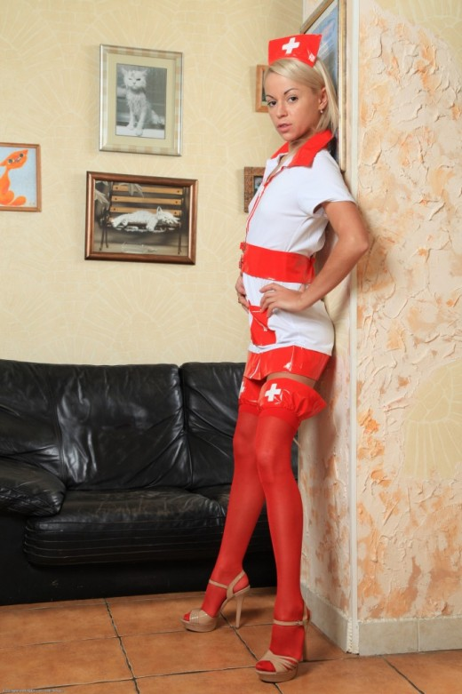 Bella in uniforms gallery from ATKPETITES
