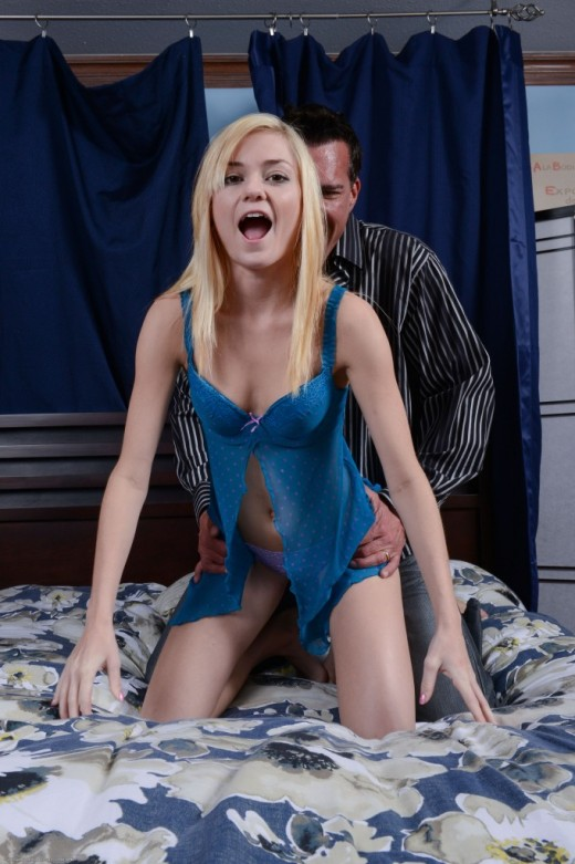 Chloe Foster in action gallery from ATKPETITES