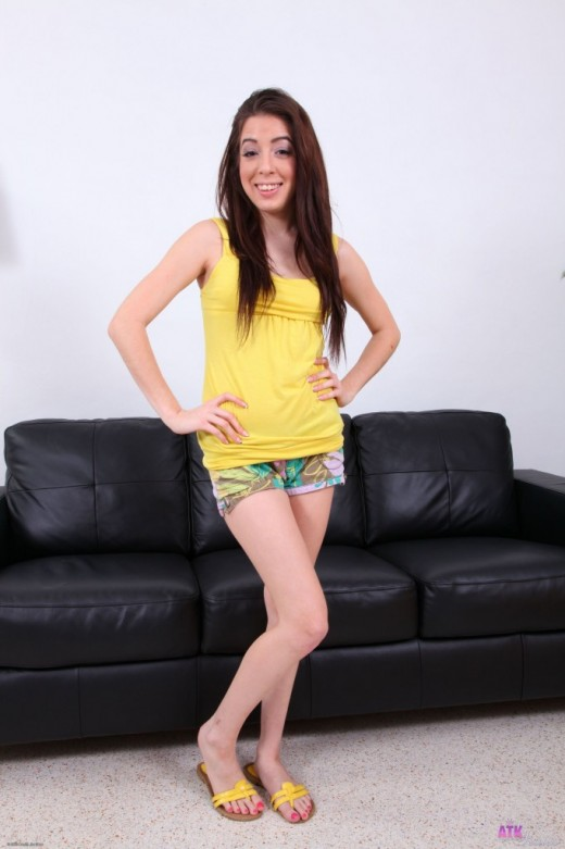 Allison Banks in babes gallery from ATKPETITES