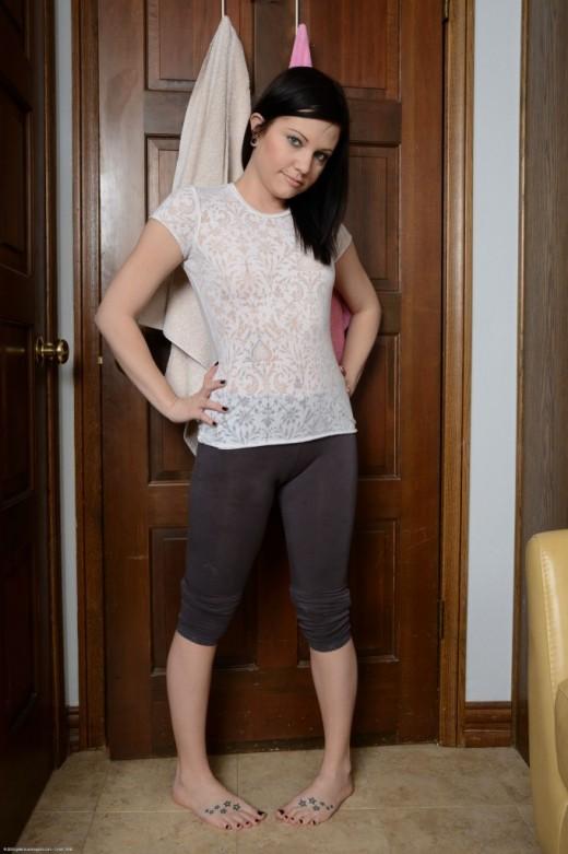 Brandi Belle - `footfetish` - for ATKPETITES