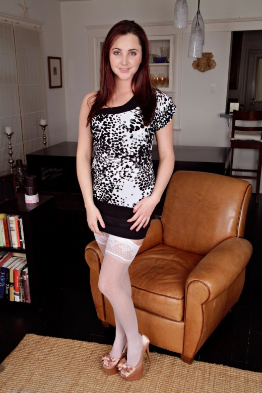 Hope Howell in upskirts and panties gallery from ATKPETITES