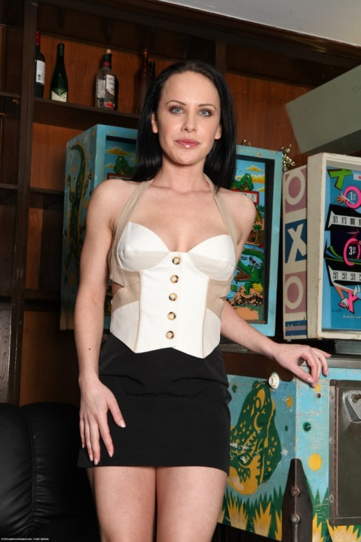 Katie St Ives - `upskirts and panties` - for ATKPETITES