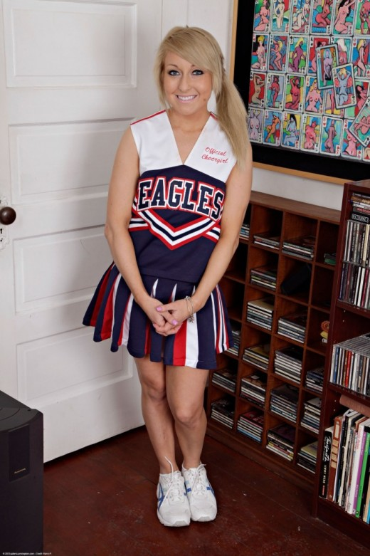 Vallerie White in uniforms gallery from ATKPETITES