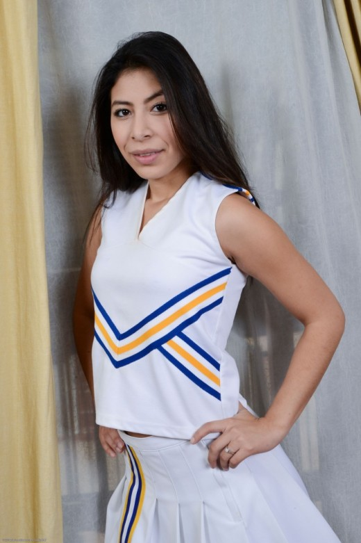 Nicole Ferrera in uniforms gallery from ATKPETITES