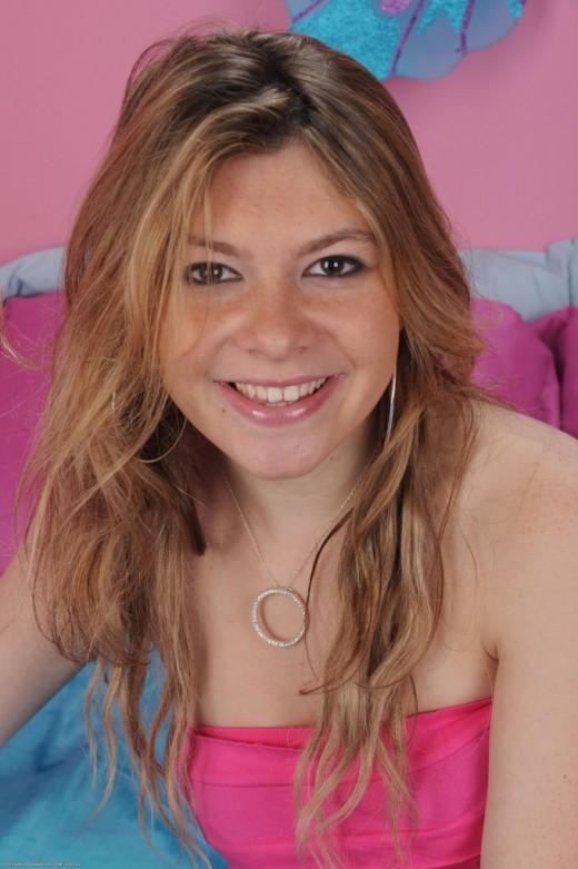 Callie Lavalley - `lingerie` - for ATKPETITES