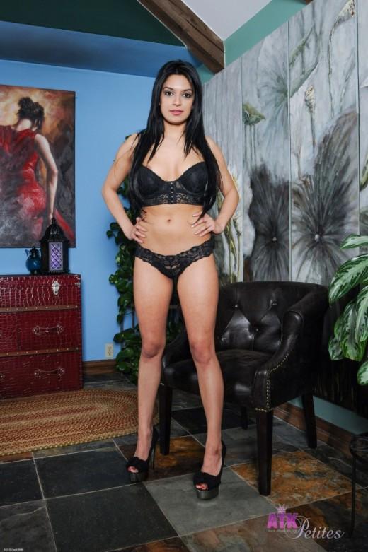 Jasmine Rain - `lingerie` - for ATKPETITES