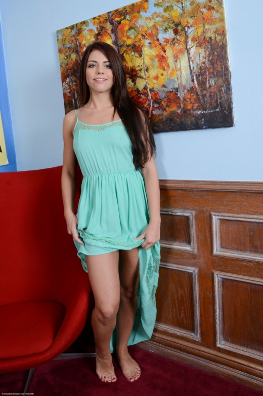 Adriana Chechik in amateur gallery from ATKPETITES
