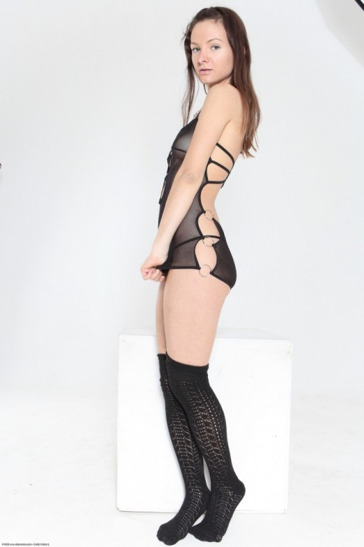 Jess in lingerie gallery from ATKPETITES