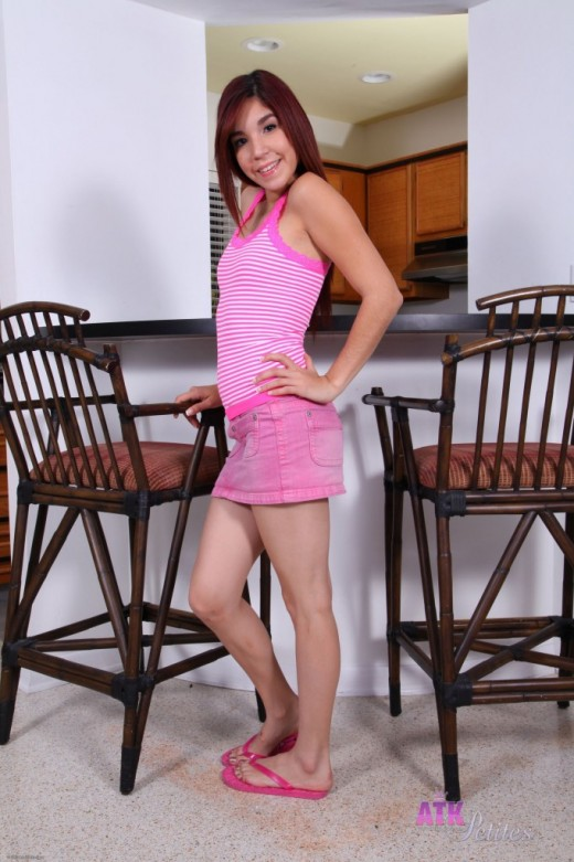 Leah Cortez - `masturbation` - for ATKPETITES
