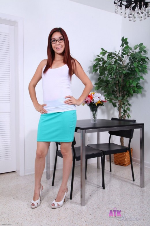 Leah Cortez in toys gallery from ATKPETITES
