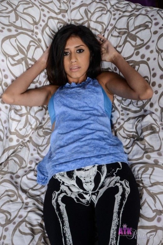 Angel Del Ray in amateur gallery from ATKPETITES