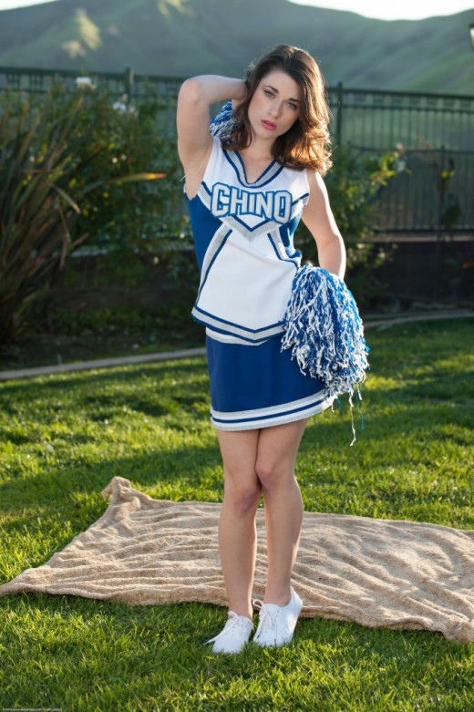 Lacey Channing - `uniforms` - for ATKPETITES