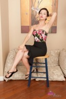 Aurora Monroe in masturbation gallery from ATKPETITES