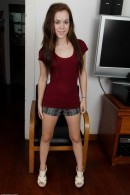 Trinity Rae in masturbation gallery from ATKPETITES