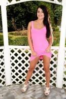 Adriana Chechik - upskirts and panties