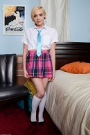 Miley Mae in uniforms gallery from ATKPETITES