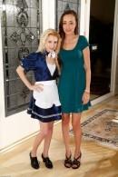 Victoria Rae Black & Odette Delacroix - lesbian