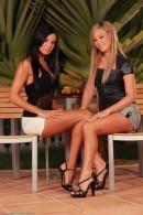 Natalia Forrest & Ashley - lesbian