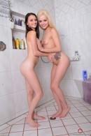 Elsa Jean & Serenity Haze - lesbian