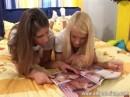 Veronika & Nikki Sun - Lesbian