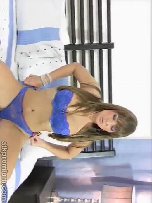 Cate Harrington in Masturbation video from ATKPREMIUM by Iain Thomson
