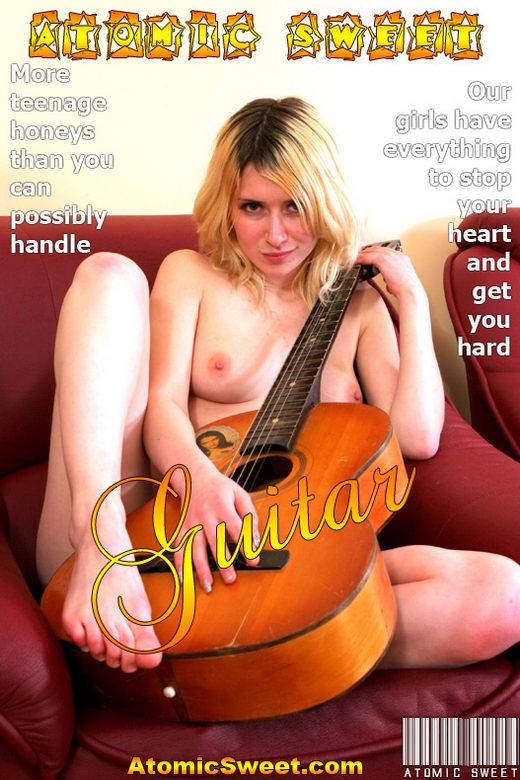 `Guitar` - for ATOMICSWEET ARCHIVES