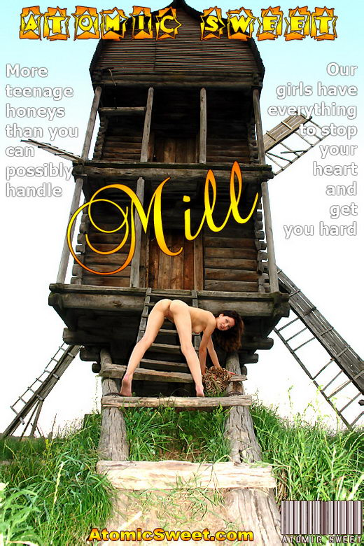 `Mill` - for ATOMICSWEET ARCHIVES