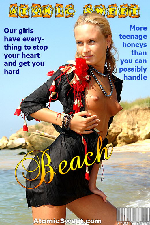 `Beach` - for ATOMICSWEET ARCHIVES