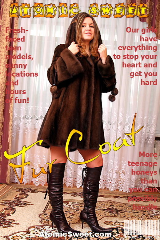 `Fur Coat` - for ATOMICSWEET ARCHIVES