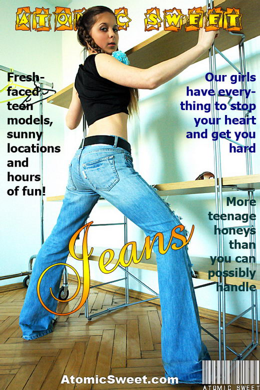 `Jeans` - for ATOMICSWEET ARCHIVES