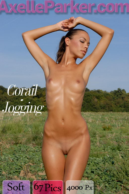 Corail - `Jogging` - for AXELLE PARKER