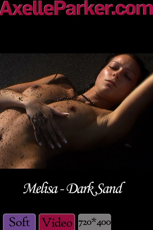 Melisa - `Black Sand` - for AXELLE PARKER
