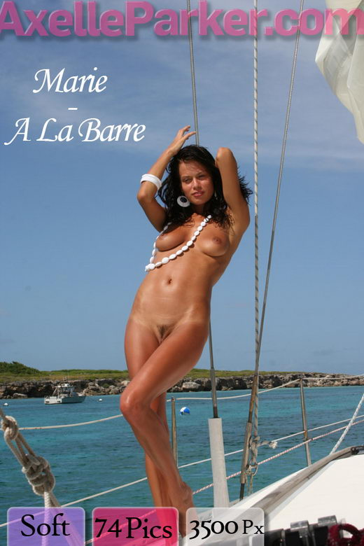 Marie - `A La Barre` - for AXELLE PARKER