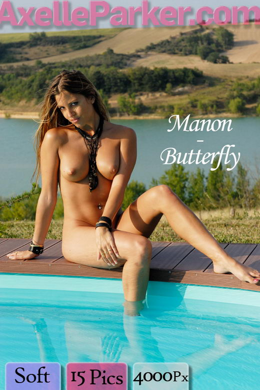 Manon - `Butterfly` - for AXELLE PARKER
