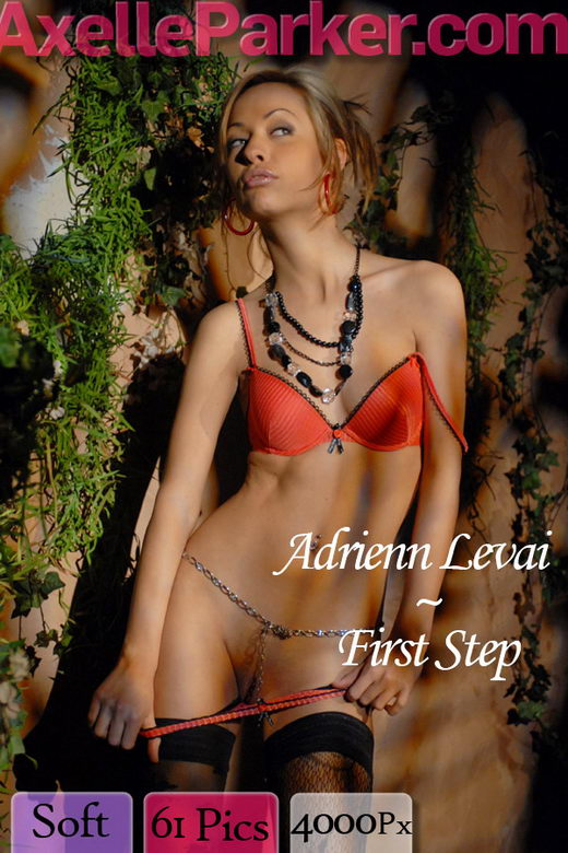 Adrienn Levai - `First Step` - for AXELLE PARKER
